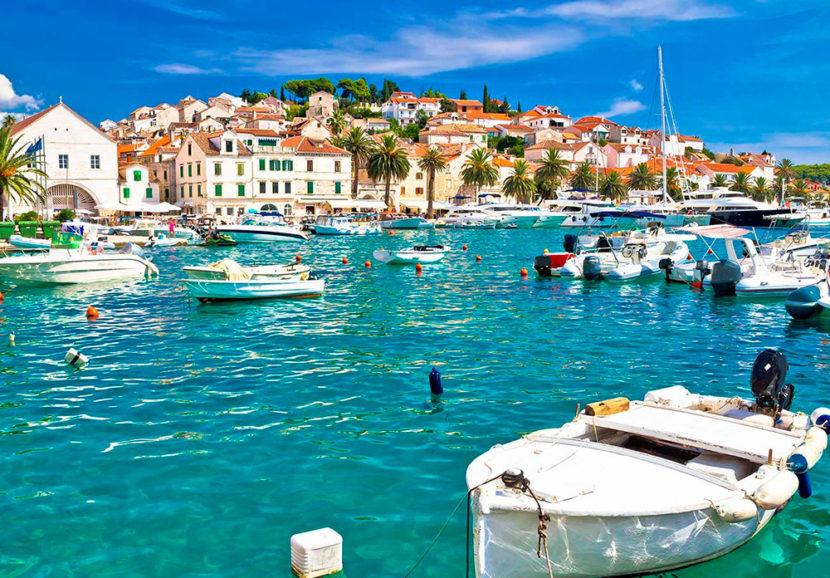 Crucero de lujo en Croacia