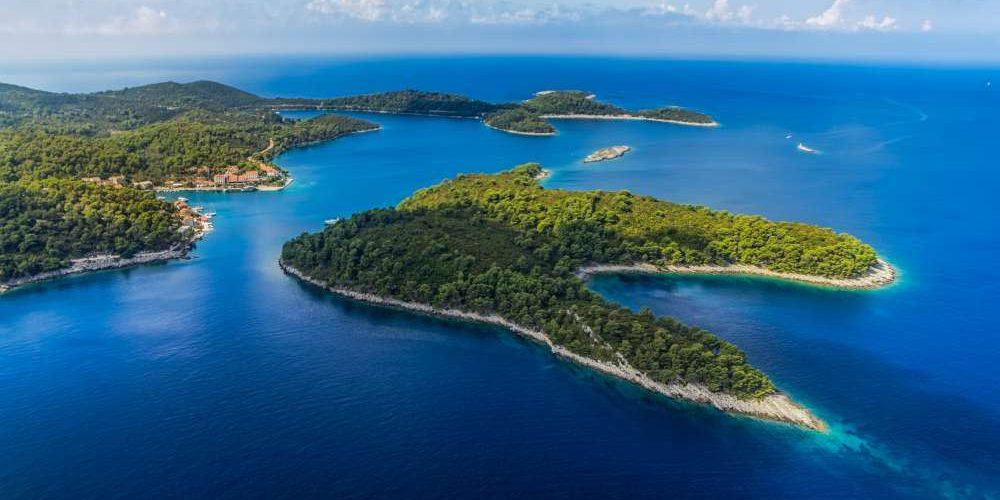 isla de Mljet