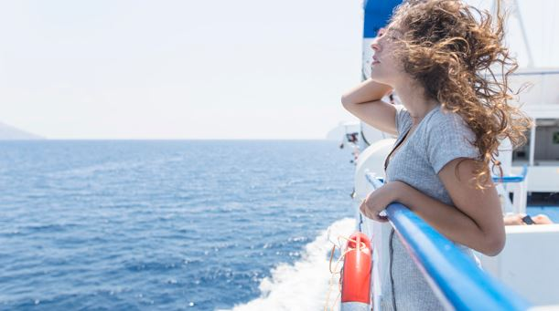 Trucos para el mareo en barco